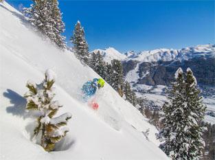 Sport invernali a Livigno