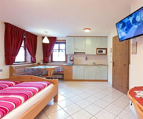 Appartamento a Livigno per due persone